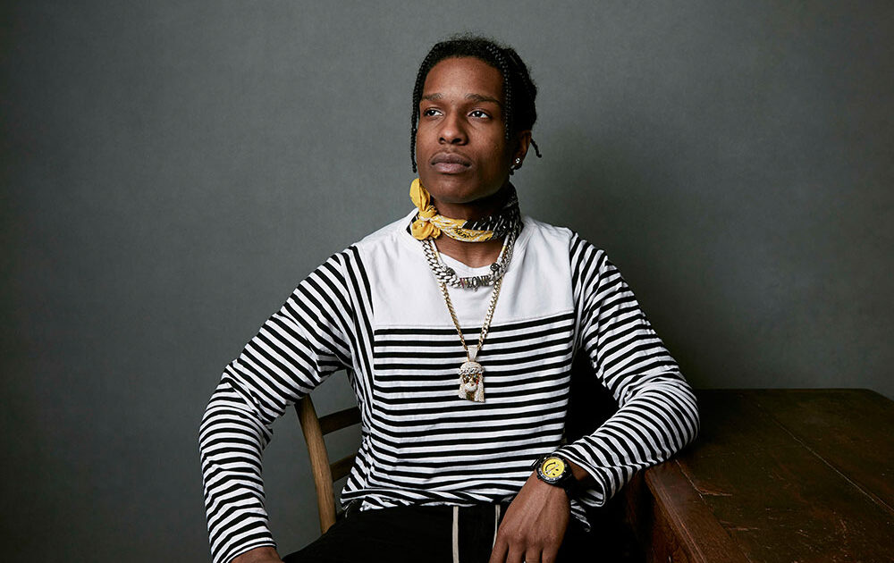 ASAP Rocky Issued A Hilarious Response To His Alleged