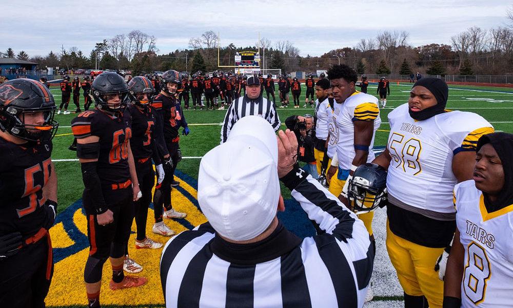 Nov 23 Denby-Almont football game