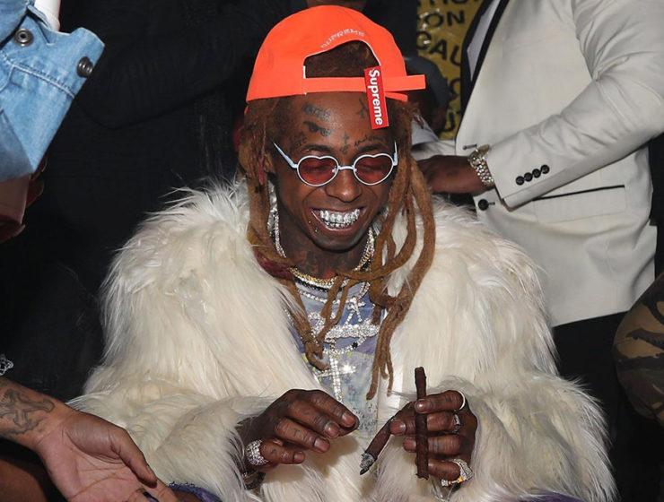 Lil Wayne, weed