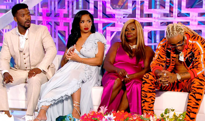 Love and Hip Hop Hollywood reunion