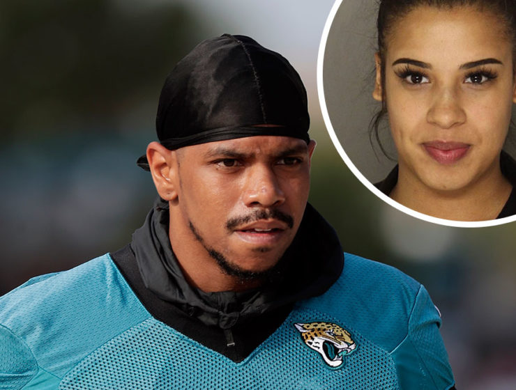 Terrell Pryor, Shalaya Briston