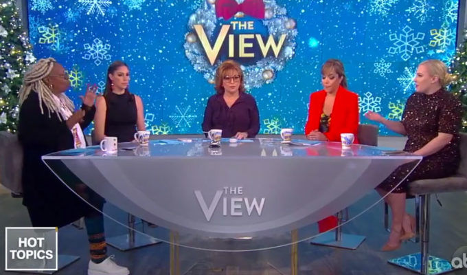 The View, December 16, 2019