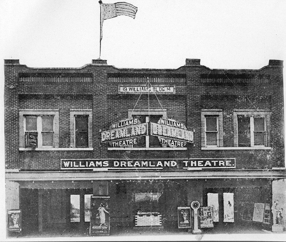 Williams Dreamland Theatre