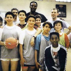 12-year-old Kobe Bryant in Italy