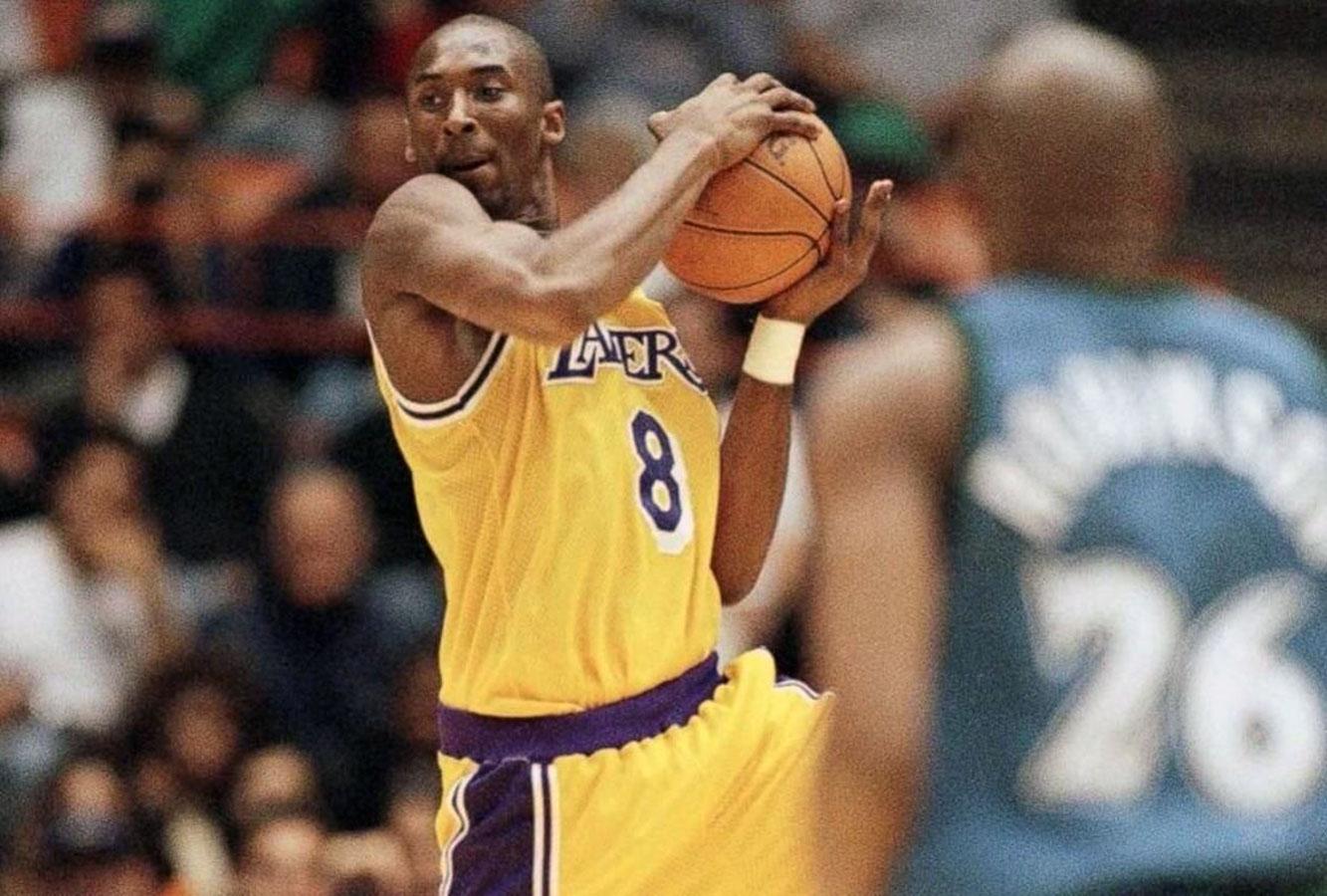 Kob Bryant Lakers debut