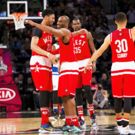 Kobe Bryant 2016 All-State game