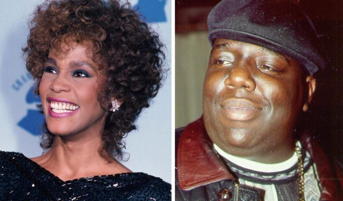 Whitney Houston, Notorious B.I.G.