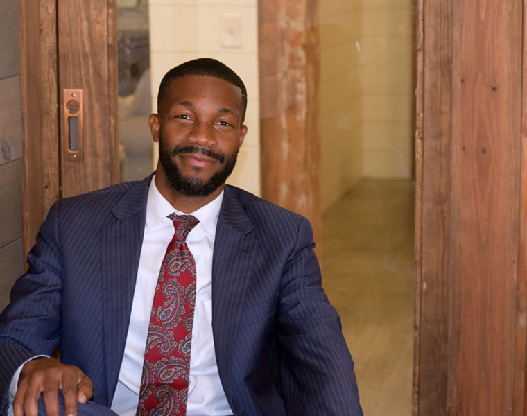 Birmingham Alabama Mayor, Randall Woodfin
