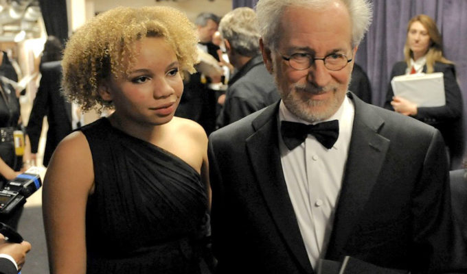 Mikaela Spielberg, Steven Spielberg