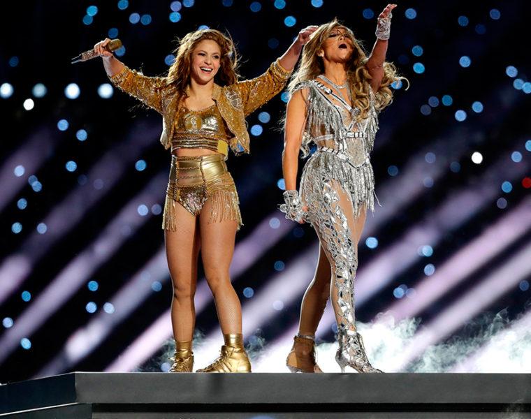 Shakira, J-Lo Super Bowl