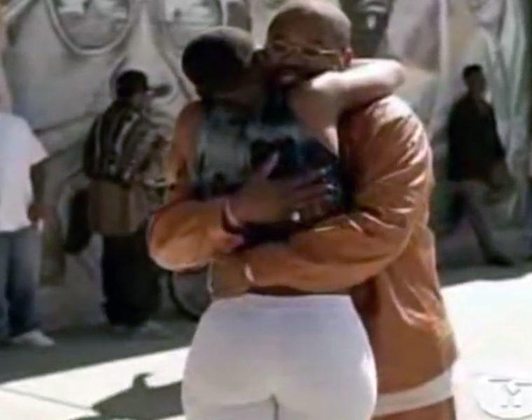 Dave Hollister - One Woman Man - vid cap