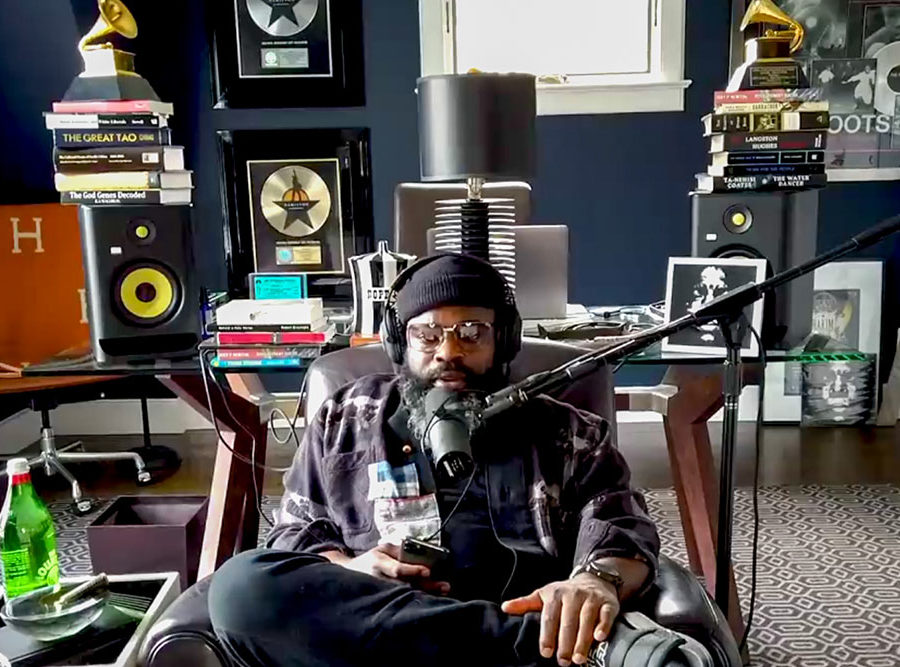 Black Thought, Tiny Desk Concert