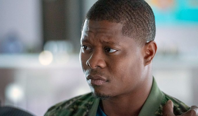 Jason Mitchell on The Chi