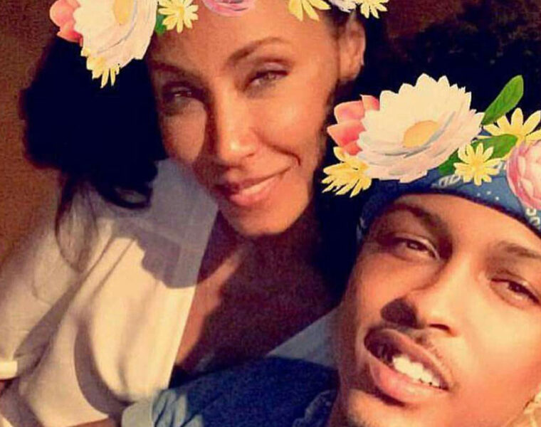 Jada Pinkett-Smith, August Alsina