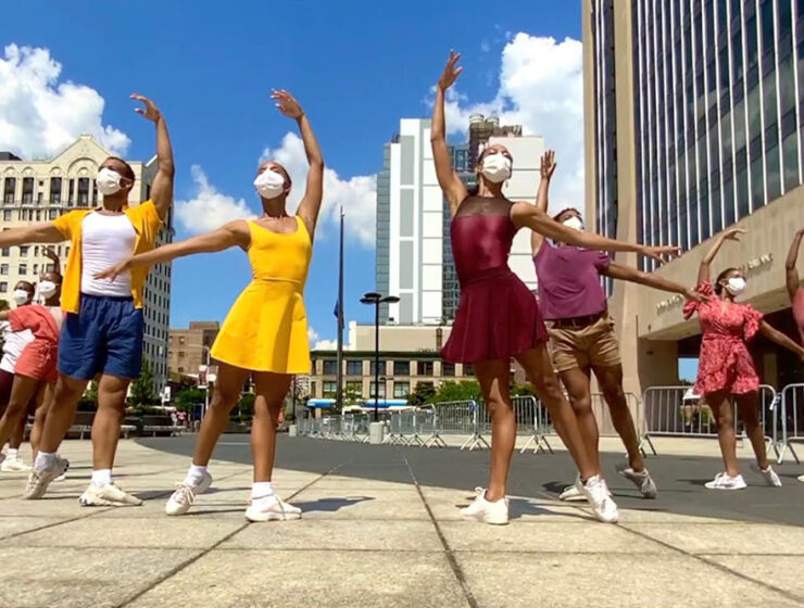 Dance Theatre of Harlem, Dancing Through Harlem