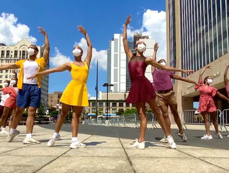 Dance Theatre of Harlem, Dancing Through Harlem
