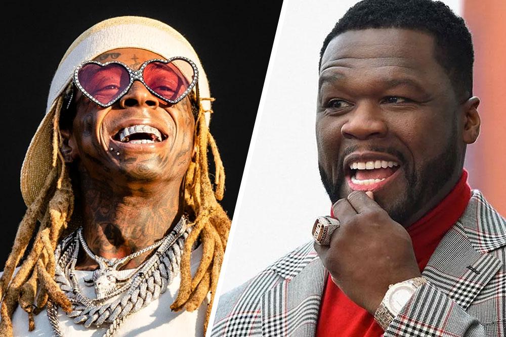Lil Wayne, 50 Cent