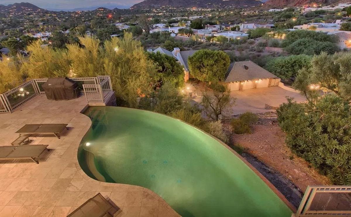 Alicia Keys and Swizz Beatz sell Phoenix home