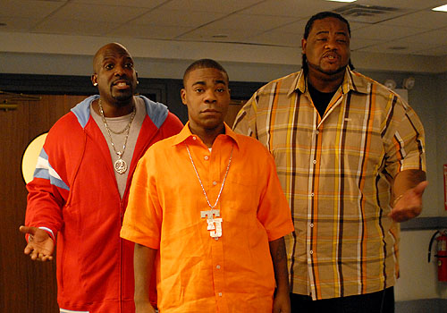 Kevin Brown, Tracy Morgan, Grizzwald Chapman