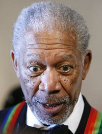 Morgan Freeman.