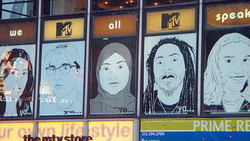 MTV Times Square studio